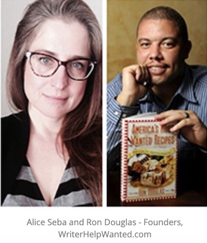 Alice Seba and Ron Douglas, authors