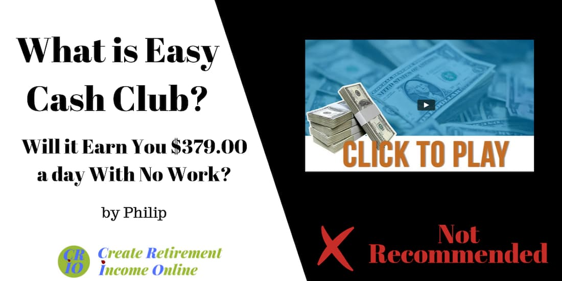 feature image for what is easy cash club showing company logo