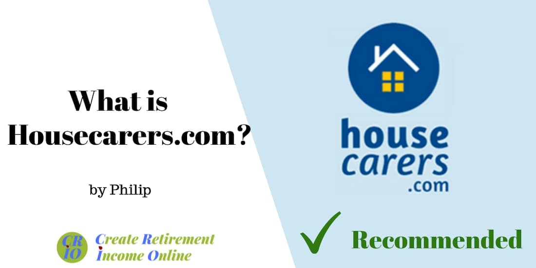 feature image for what is housecarers.com showing companylogo