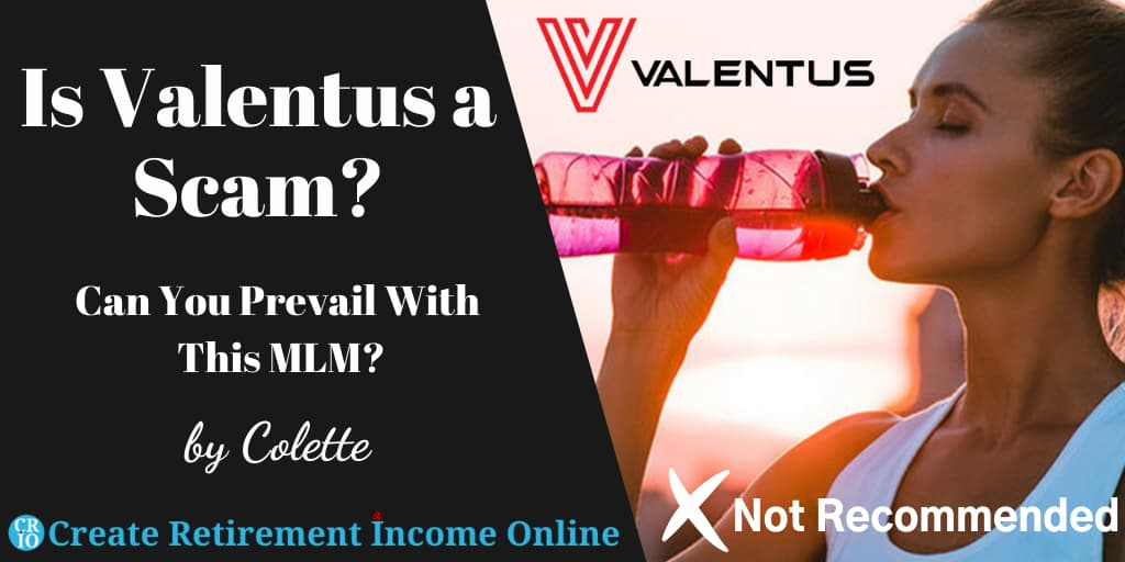 featured image for is valentus a scam showing several of the company's products