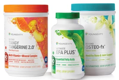 Is Youngevity a Scam Healthy Body Start Pack Product