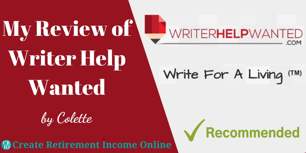 Featured Image for My Review of Writer Help Wanted Showing Wrier Help Wanted Logo