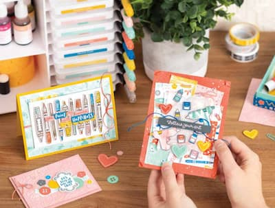 Stampin Up Review gift card product screenshot