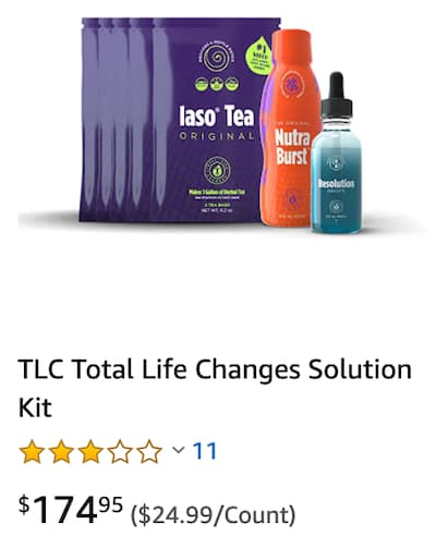 Total Life Changes Product Iimage and prices