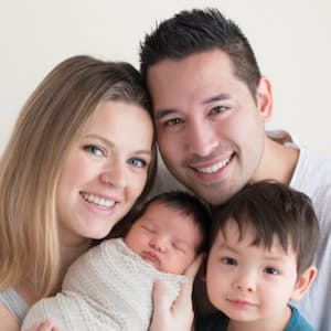 Wealthy Affiliate Review for Retirees Image of Carson Lim and Family