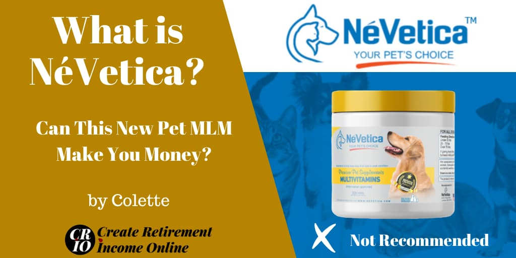 Featured Image for What is Nevetica Showing Nevetica Logo and a Nevetica Product