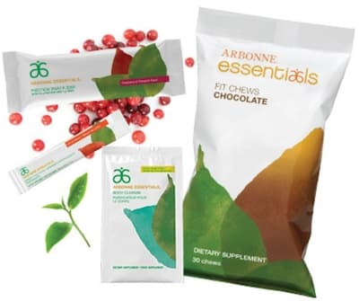 can you make money with Arbonne reviw product image